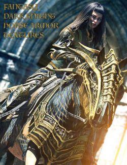 Fantasy Dark Knight Armor Texture Expansion