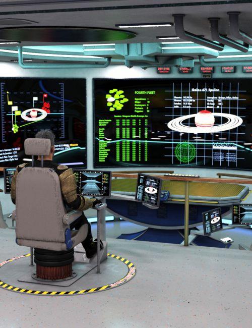 Fleet Ops: Admiral's Bridge