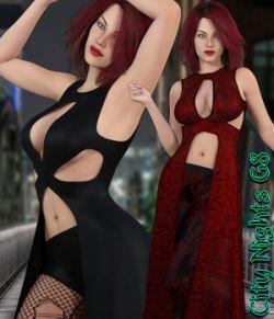 dforce- City Nights Genesis 8