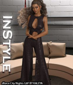 InStyle- dforce City Nights G8F