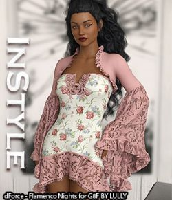 InStyle- dForce- Flamenco Nights for G8F
