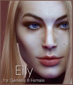 Eily for Genesis 8 Female