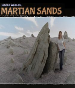 Macro Worlds: Martian Sands