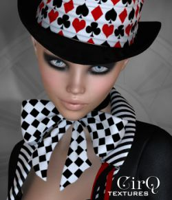 Cirq - Hatter the Madder Textures