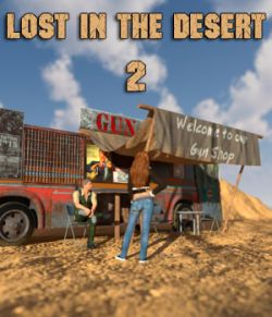 AJ Lost In The Desert 2