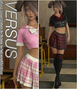 VERSUS - dForce School Uniform for Victoria 8