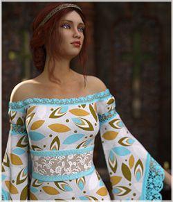 Feminine for dForce Pandora Gown