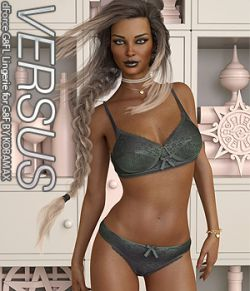 VERSUS- dForce G8FL Lingerie for G8F