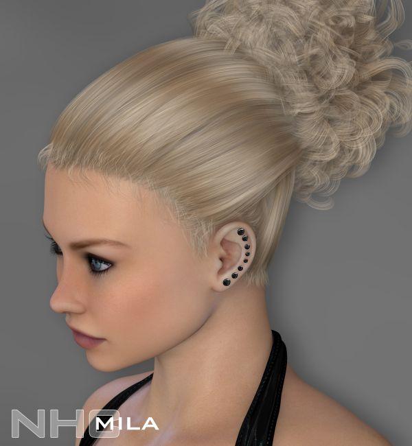NHC Expansion : Mila hair