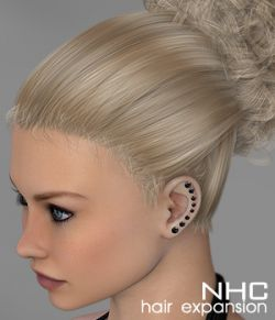 NHC Expansion : Mila hair