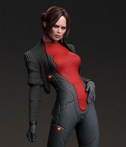 Dalos Outfit Genesis 8 Female DAZ STUDIO IRAY