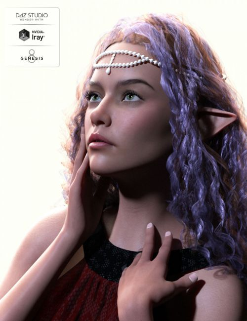 Morganna for Genesis 8 Female