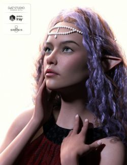 Morganna for Genesis 8 Female