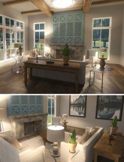Louisiana Living Room