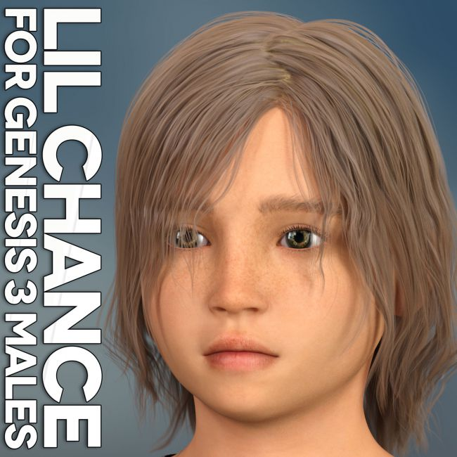 Lil Chance for Genesis 3 Males