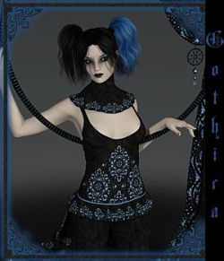 Gothica for Nightshade