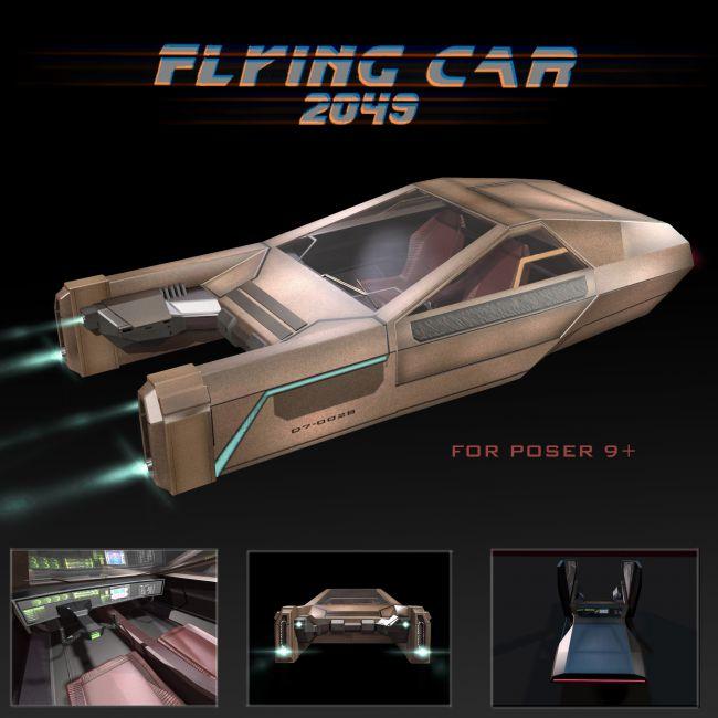 Flying Car 2049