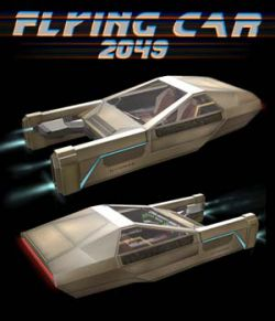 Flying Car 2049