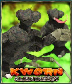 Creatures - Kworn - Alien Insect