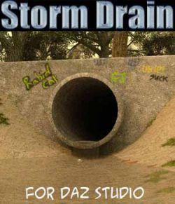 Storm Drain for Daz Studio