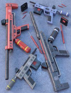 Tranquilizer Guns