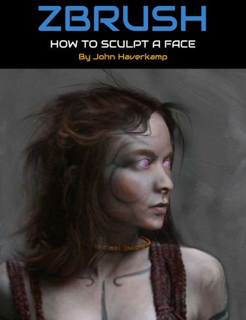 How to Sculpt a Face in ZBrush