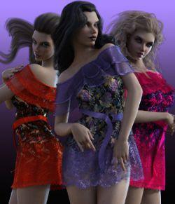 Charm Alina Dress