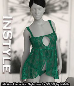 InStyle - JMR Art of Seduction Nightdress for G3FG8F