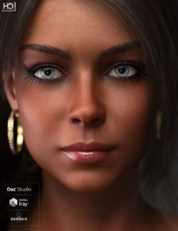 Daciana For Genesis 8 Female