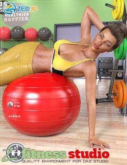 Z Fitness Studio Environment