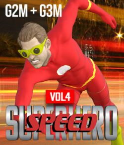 SuperHero Speed for G2M and G3M Volume 4
