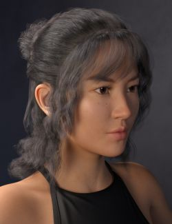 Sprite's Lovely Hair for Genesis 8 Female(s)