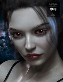 Rachelle Vamp HD for Genesis 3 & 8 Female