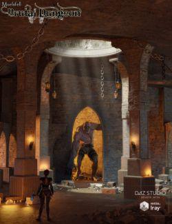 Muelsfell Brutal Dungeon Modular Set
