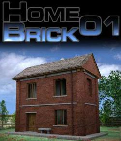Home01Brick  Extended Licence