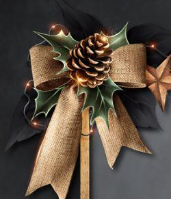 Moonbeam's Rustic Christmas
