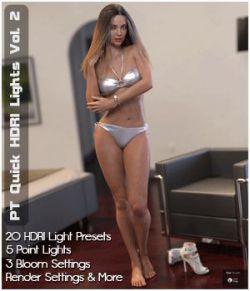 Paper Tiger's Quick HDRI Lighting Vol. 2
