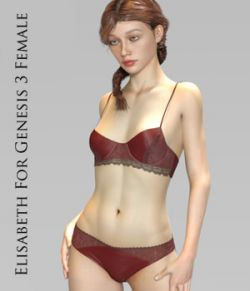 Elisabeth for Genesis 3 Female