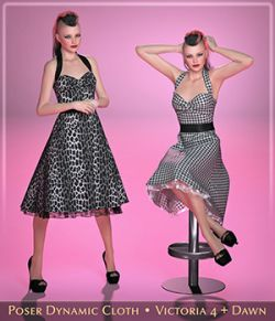 FRQ Dynamics: Rockabilly Dress
