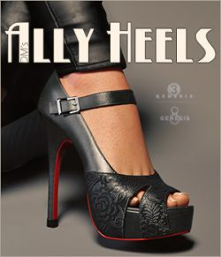 DMs Ally Heels