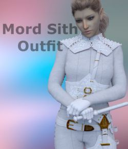 Mord Sith Outfit -Sword of Truth