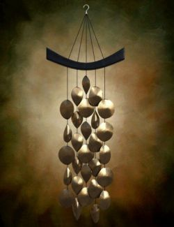 Wind Chimes for Iray