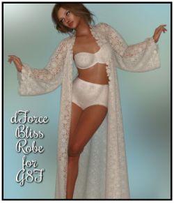 dForce-Bliss Robe for G8F