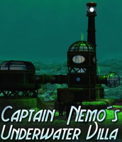 Captain Nemos Underwater Villa