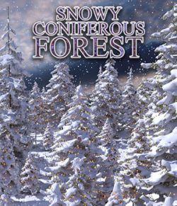 Flinks Snowy Coniferous Forest