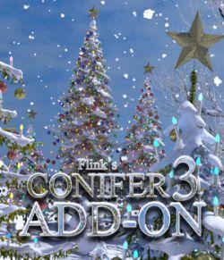 Flinks Conifer 3 - Christmas Tree Add-On