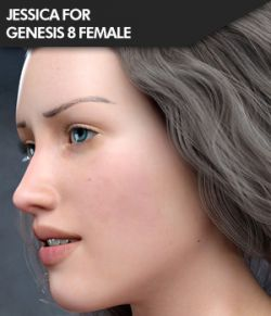 Jessica for Genesis 8 Female