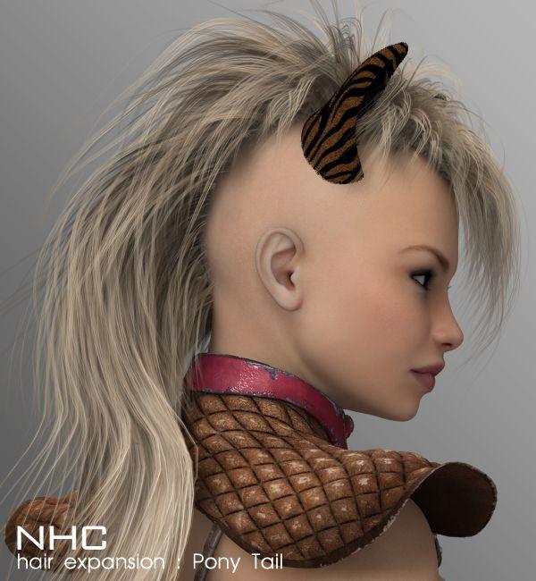 NHC Expansion : Pony Tail