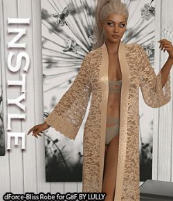 InStyle- dForce-Bliss Robe for G8F