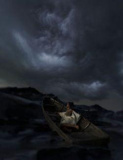 Orestes Iray HDRI Skydomes - Angry Heavens